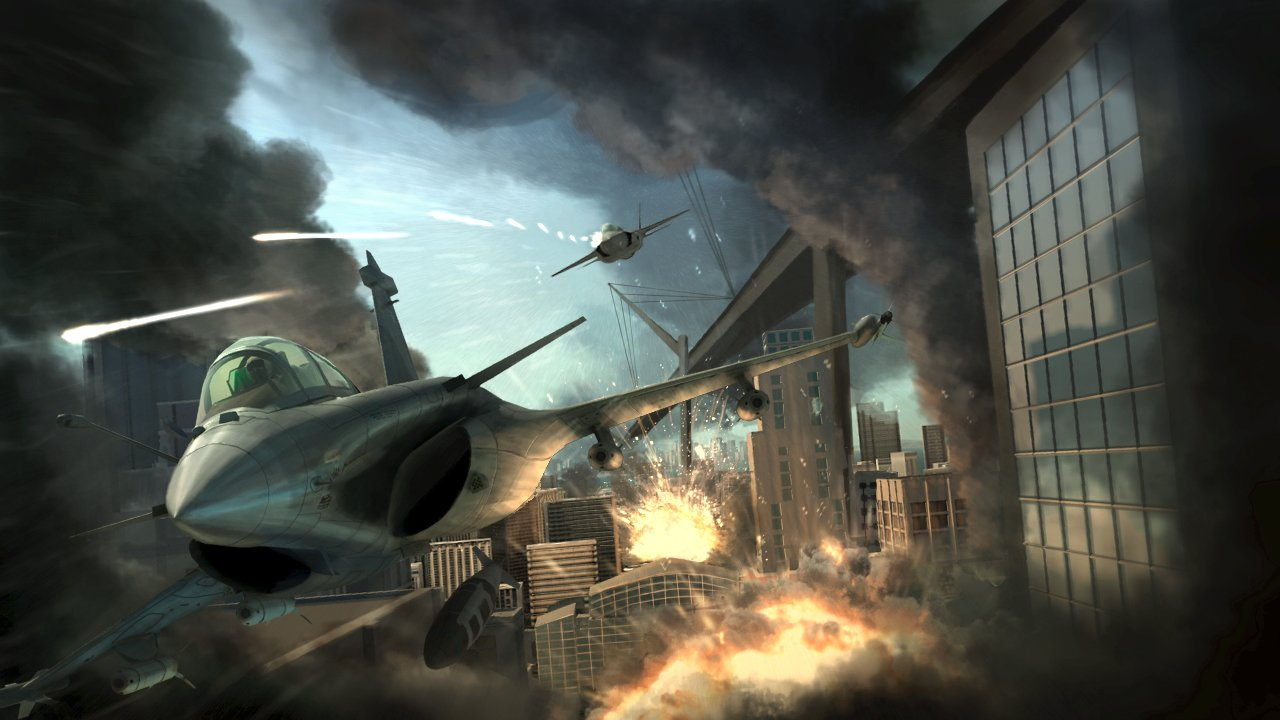 Tom Clancys HAWX 2 Free Download for PC   FullGamesforPC