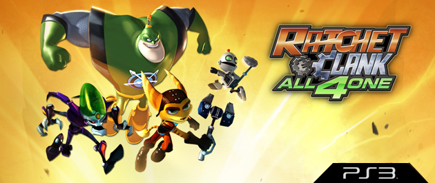 [Review] Ratchet & Clank: All 4 One